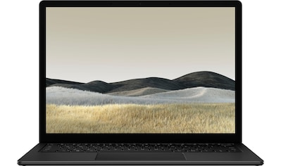 """Microsoft Notebook »Surface Laptop 3 i5 13,5 8GB / 256GB matt schwarz«, (34 cm/13,5 """"... kaufen"""