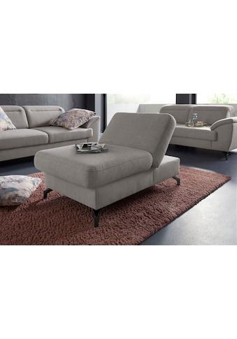 sit&more Hocker, Fußhöhe 12 cm, mit Klappfunktion, wahlweise in 2 unterschiedlichen... kaufen