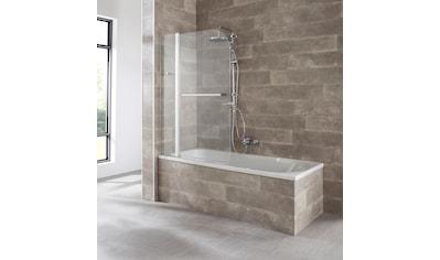 welltime Badewannenaufsatz »Mataro«, BxH: 100x140cm kaufen