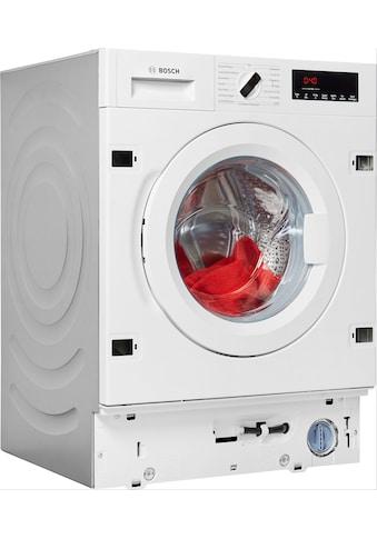 BOSCH Einbauwaschmaschine »WIW28442«, 8, WIW28442 kaufen