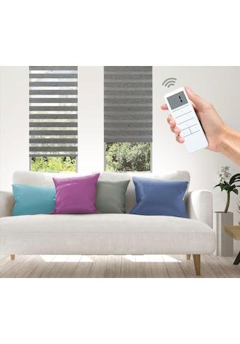 Good Life Elektrisches Rollo »Wood - SMART HOME«, Lichtschutz, ohne Bohren, mit... kaufen
