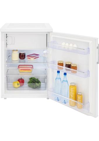 exquisit Table Top Kühlschrank, 85 cm hoch, 60 cm breit kaufen