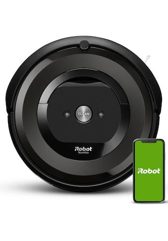 iRobot Saugroboter »Roomba e5 (e5158) WLAN-fähiger Saugroboter mit zwei Gummibürsten... kaufen