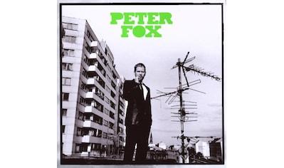 Musik-CD »Stadtaffe / Fox,Peter« kaufen