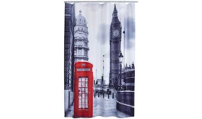 Ridder Duschvorhang »London«, Breite 180 cm, (1 tlg.), Höhe 200 cm kaufen