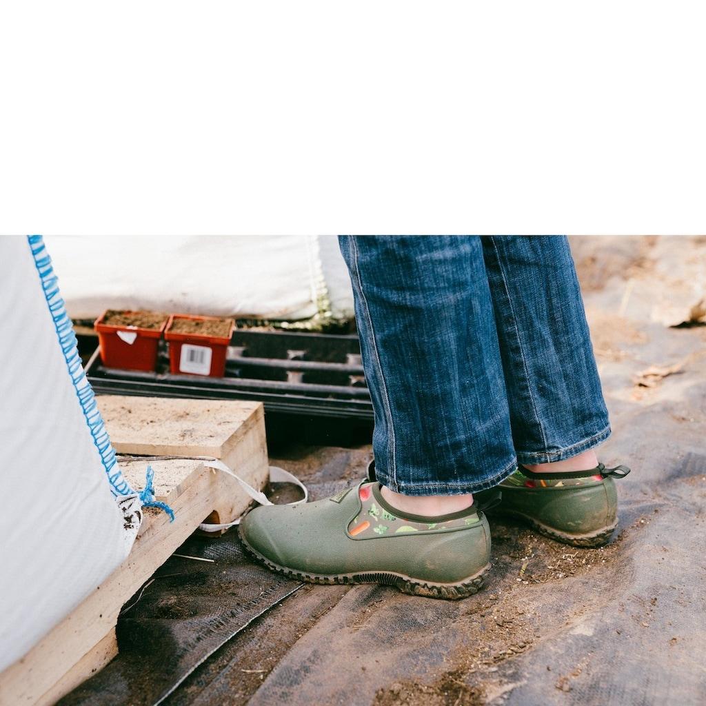 Muck Boots Slipper »Damen Slip-On-Schuhe RHS Muckster II«