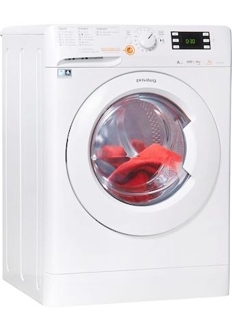 Privileg Family Edition Waschtrockner Family Edition PWWT X 86G6 DE, 8 kg / 6 kg, 1600 U/Min kaufen