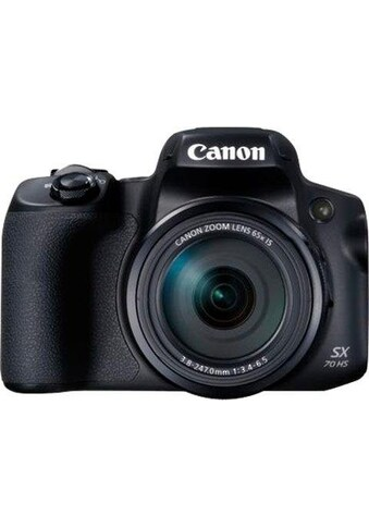 Canon »PowerShot SX70 HS« Superzoom - Kamera (20,3 MP, 65x opt. Zoom, Bluetooth WLAN (Wi - Fi)) kaufen
