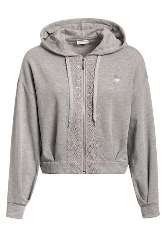 Vive Maria Kapuzensweatjacke »Cosy Grey« kaufen