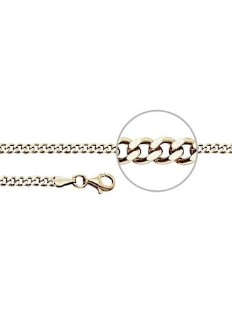 Der Kettenmacher Silberkette »Panzerkette diamantiert, ca. 3,0 mm breit, P3-S, P3-G« kaufen
