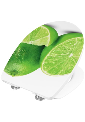 CORNAT WC-Sitz »Limette«, mit Absenkautomatik kaufen
