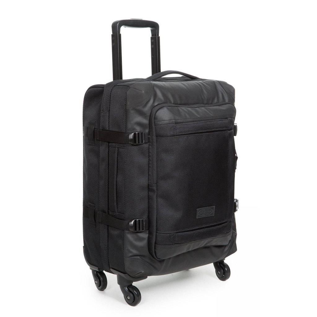 Eastpak Weichgepäck-Trolley »TRANS4 S, Cnnct Coat«, 4 Rollen, enthält recyceltes Material (Global Recycled Standard)