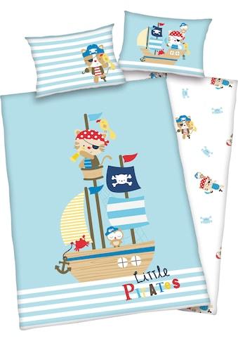 Baby Best Babybettwäsche »Little Pirate«, mit niedlichem Motiv kaufen