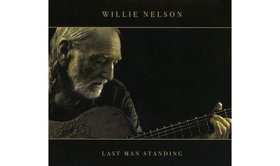 Musik-CD »Last Man Standing / Nelson,Willie« kaufen