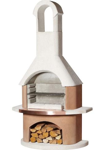 Buschbeck Grillkamin »Toskana«, BxTxH: 110x65x203 cm kaufen