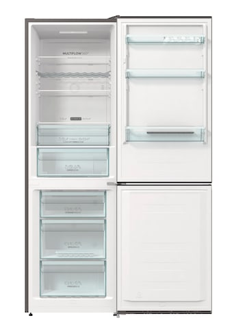 GORENJE Kühl-/Gefrierkombination, NK79C0DXL, 185 cm hoch, 60 cm breit kaufen