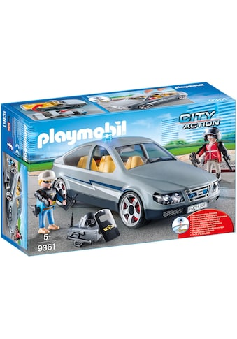 Playmobil® Konstruktions-Spielset »SEK-Zivilfahrzeug (9361), City Action«, Made in... kaufen