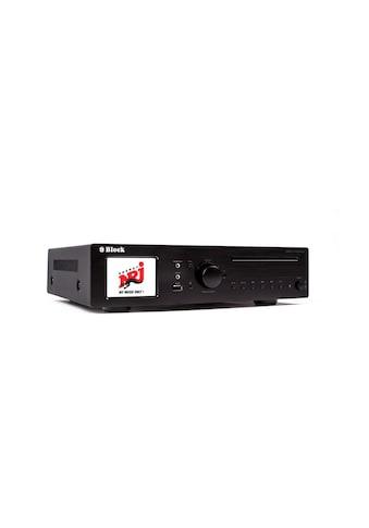 Block CD-Player »CVR-10«, WLAN-Bluetooth-LAN (Ethernet), UKW-Radio kaufen