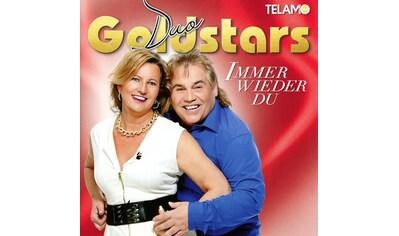 Musik-CD »Immer Wieder Du / Duo Goldstars« kaufen