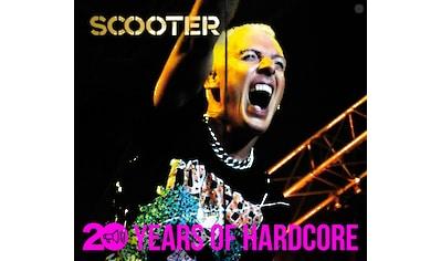 Musik-CD »20 Years Of Hardcore / Scooter« kaufen