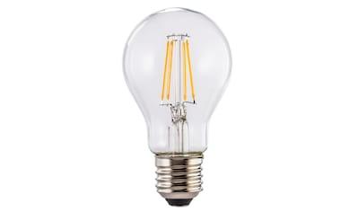 Xavax LED - Filament, E27, 810lm ersetzt 60W, Glühlampe, Warmweiß »LED - Lampe 230V dimmbar« kaufen
