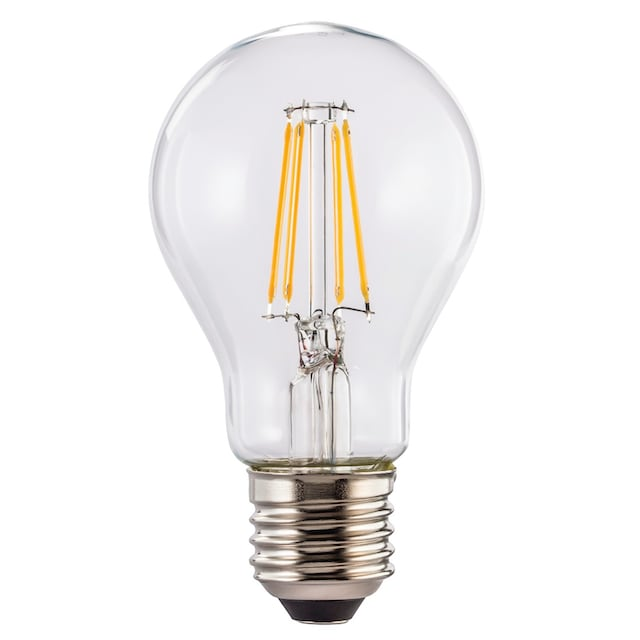 Xavax LED-Filament, E27, 810lm ersetzt 60W, Glühlampe, Warmweiß »LED-Lampe 230V dimmbar«