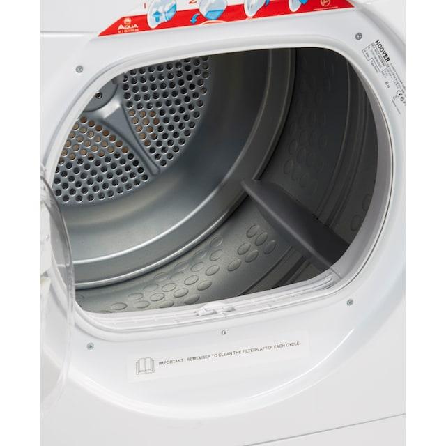 Hoover Wärmepumpentrockner GHLC H8A2DE-84, 8 kg