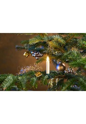 BONETTI LED-Christbaumkerzen, kabellos, 15 Kerzen kaufen