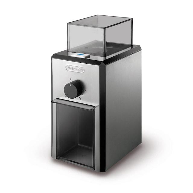 De'Longhi Kaffeemühle »KG89«, 110 W, Kegelmahlwerk, 120 g Bohnenbehälter