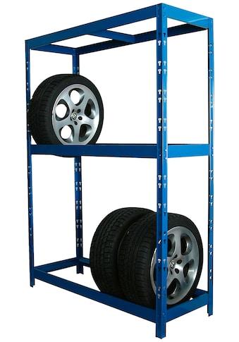 SZ METALL Schwerlastregal für 12 Reifen kaufen
