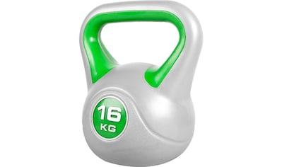 GORILLA SPORTS Kettlebell »Kettlebell Stylish Kunststoff 16 kg«, 16 kg kaufen