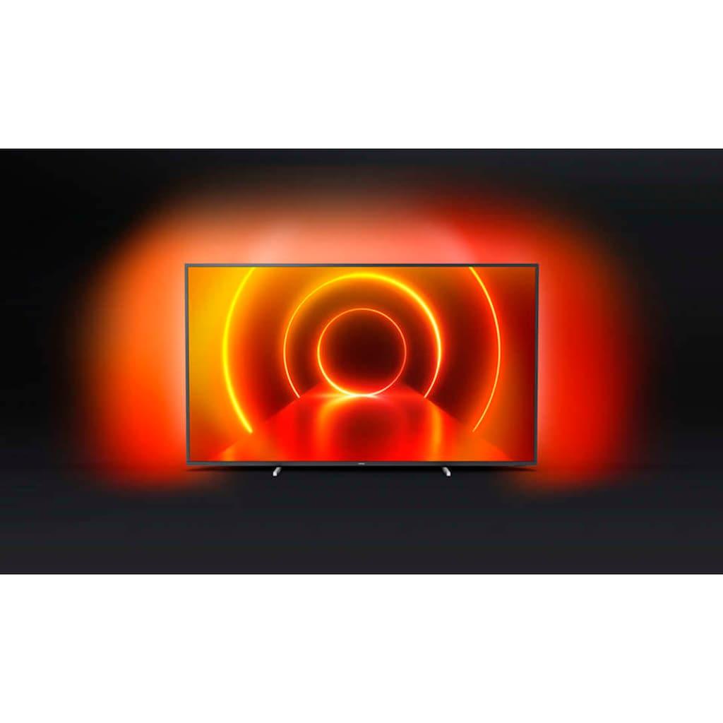 "Philips LED-Fernseher »70PUS7805/12«, 178 cm/70 "", 4K Ultra HD, Smart-TV"