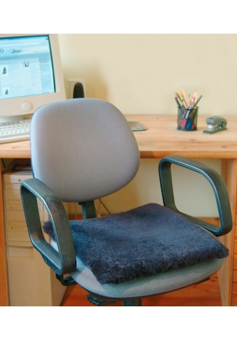 RÖKÜ-OTTO Sitzkissen »Lammfell«, 40x40 cm kaufen