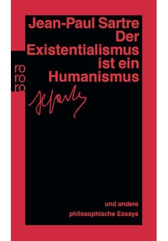 Buch »Der Existentialismus ist ein Humanismus / Jean-Paul Sartre, Werner Bökenkamp,... kaufen