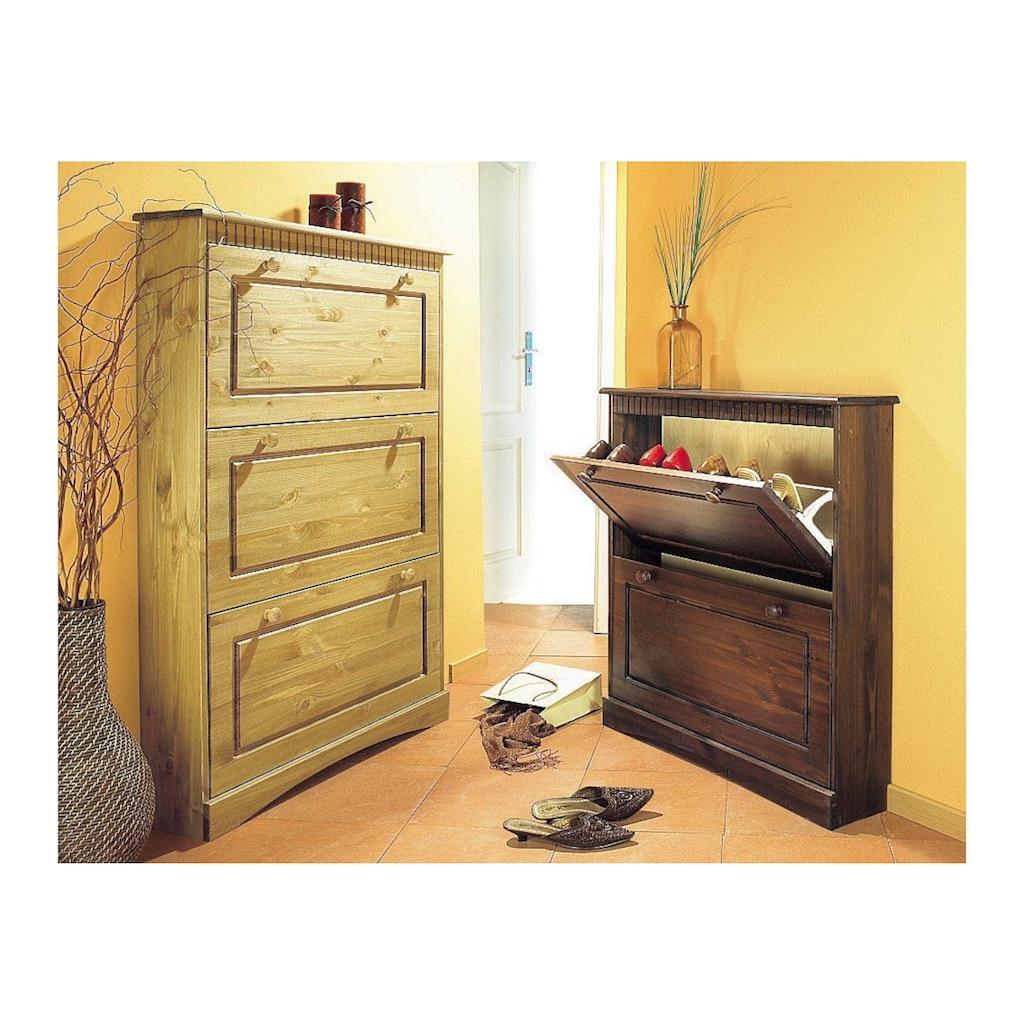 Home affaire Schuhschrank »Rustic«
