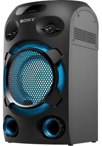Sony Bluetooth-Lautsprecher »MHC-V02« kaufen