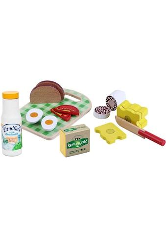 Tanner Spiellebensmittel »Brotzeit mit Zubehör« kaufen
