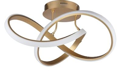 WOFI Deckenleuchte »INDIGO«, LED-Board, Warmweiß, dimmbar kaufen