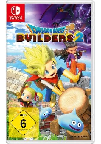 Nintendo Switch Spiel »Dragon Quest Builders 2«, Nintendo Switch kaufen
