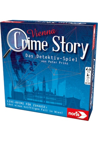 Noris Spiel »Crime Story - Vienna«, Made in Germany kaufen