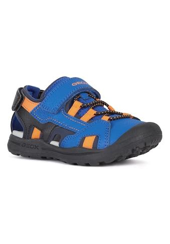 Geox Kids Sandale »VANIETT BOY«, mit patentierter Geox Spezialmembrane kaufen