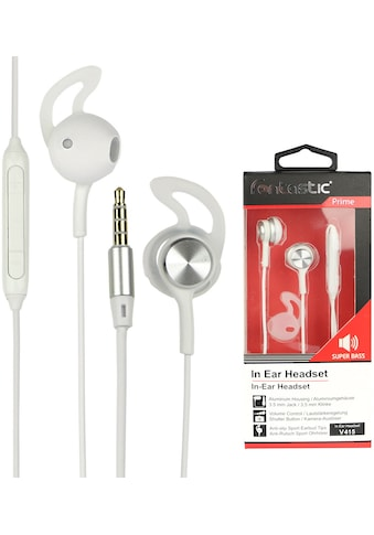 fontastic Headset »In-Ear Stereo-Headset V415 3,5 mm« kaufen