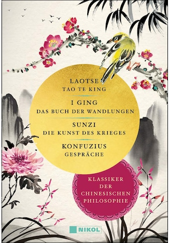 Buch »Klassiker der chinesischen Philosophie / Laotse, Sunzi, Konfuzius« kaufen