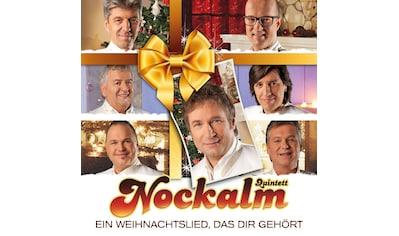 Musik-CD »Ein Weihnachtslied Das Dir / Nockalm Quintett« kaufen