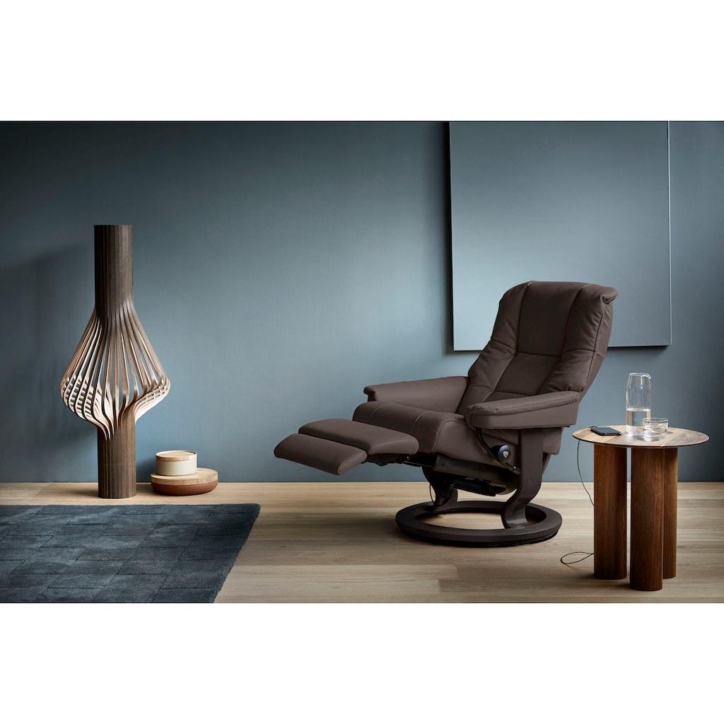 Stressless® Relaxsessel »Mayfair«, mit Classic Base und Power™, elektrisch verstellbar, optional 2-motorisch, Größe M & L, Gestell Wenge