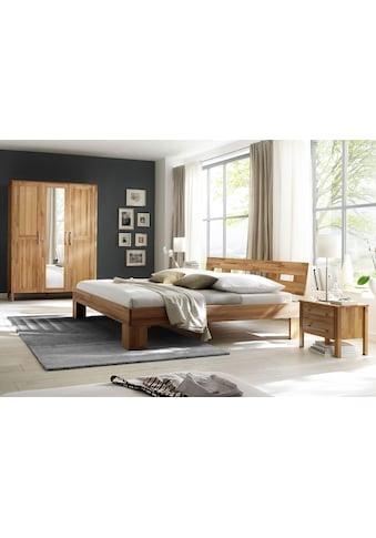 Home affaire Schlafzimmer-Set »Modesty I«, (Set, 4 St.), bestehend aus einem 140 cm... kaufen