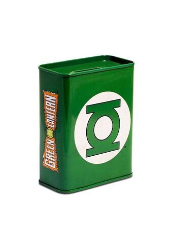 LOGOSHIRT Spardose mit Green Lantern-Logo kaufen