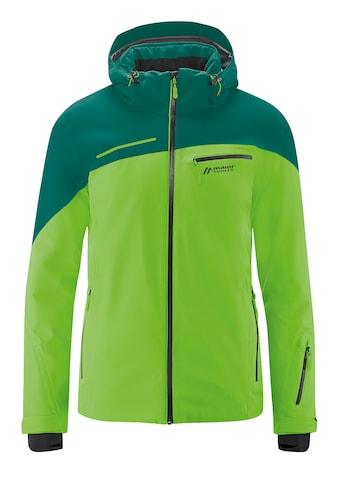 Maier Sports Skijacke »Fluorine M«, Warm wattiert, wasserdicht und atmungsaktiv kaufen