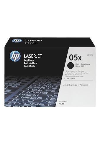 HP Doppelpack Druckkassetten 05X kaufen