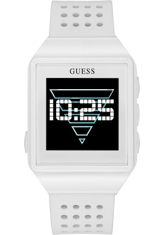 GUESS CONNECT LOGAN, C3002M3 Smartwatch (Wear OS by Google) kaufen